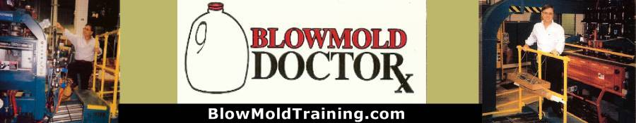 blow mold training